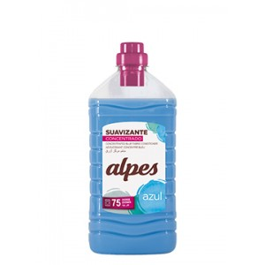 SUAVIZANTE CONCENTRADO AZUL ALPES 1500ml