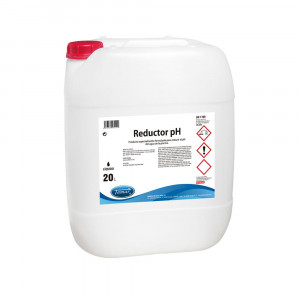 REDUCTOR pH 21S 40% (BASE SULFURICO) 25KG