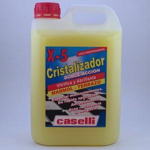 CRISTALIZADOR CASELLI X-5 DOBLE ACCION 6lt