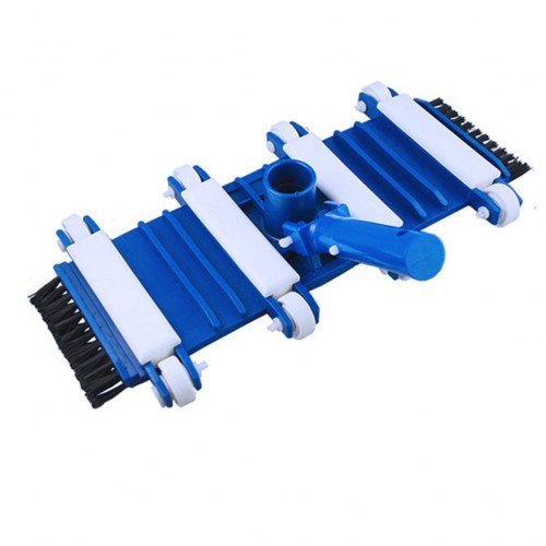 Limpiafondos para piscina barredera flexible con for Limpieza fondo piscina