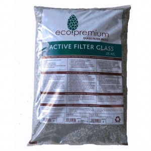 CRISTAL FILTRANTE 25KG ECO GLASS (0,5-1mm)