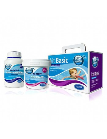 KIT BASICO MANTENIMIENTO MINI PISCINAS 1KG