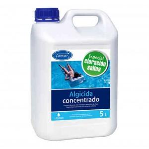 ALGICIDA CONCENTRADO CLORACION SALINA 5LT