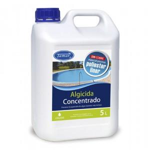 ALGICIDA CONCENTRADO LINER/POLIESTER 5LT