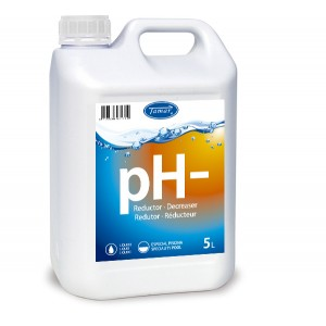 REDUCTOR PH- LIQUIDO 5LT