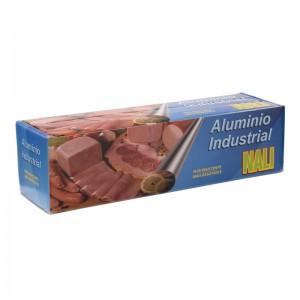 PAPEL ALUMINIO INDUSTRIAL NALI 1.8kg