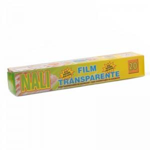FILM ALIMENTARIO TRANSPARENTE NALI 20M