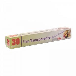 FILM ALIMENTARIO TRANSPARENTE NOBERPLAST 30M
