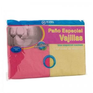 PAÑO ESPECIAL VAJILLAS (PACKx2)