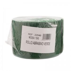 ROLLO ABRASIVO CALIDAD EXTRA 15cmx5mm
