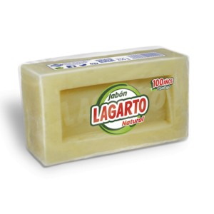 JABON NATURAL LAGARTO 250gr