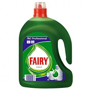 LAVAVAJILLAS MANUAL FAIRY PROFESSIONAL 2,5LT