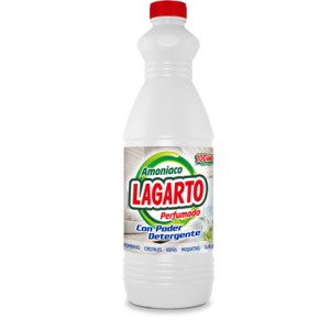 AMONIACO PERFUMADO LAGARTO 1500ml